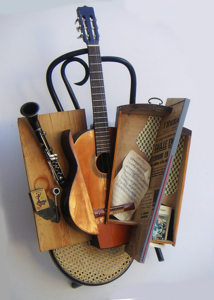 Guitar and Clarinet 2010