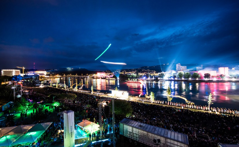 Ars Electronica Festival 2015 – Linz (AT)