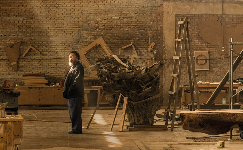 Ai Weiwei – Royal Academy of Arts – London