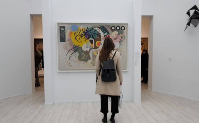 FROM KANDINSKY TO POLLOCK. The Art of the Guggenheim Collections – Florence (IT)