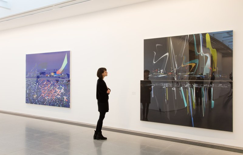 The Art of Zaha Hadid in London
